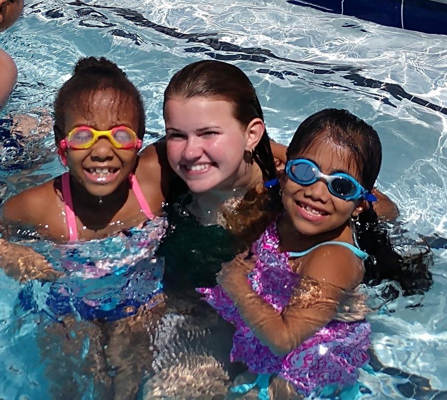 Horizons swimmers